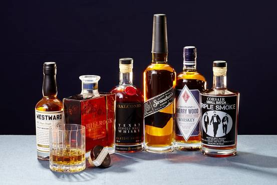 Singular Single-malt Whiskeys Born In The USA photo