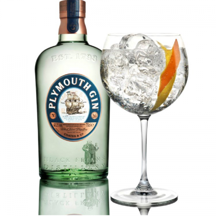 Plymouth Gin e1488370837108 Do you know how many calories are in your favourite gin?