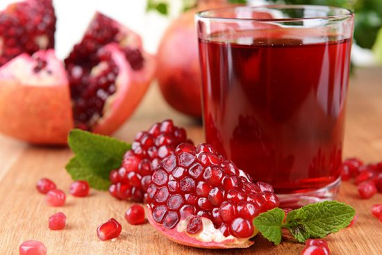 Pomegranate Pomegranate Juice e1489563572367 5 Juices for Quick Weight Loss