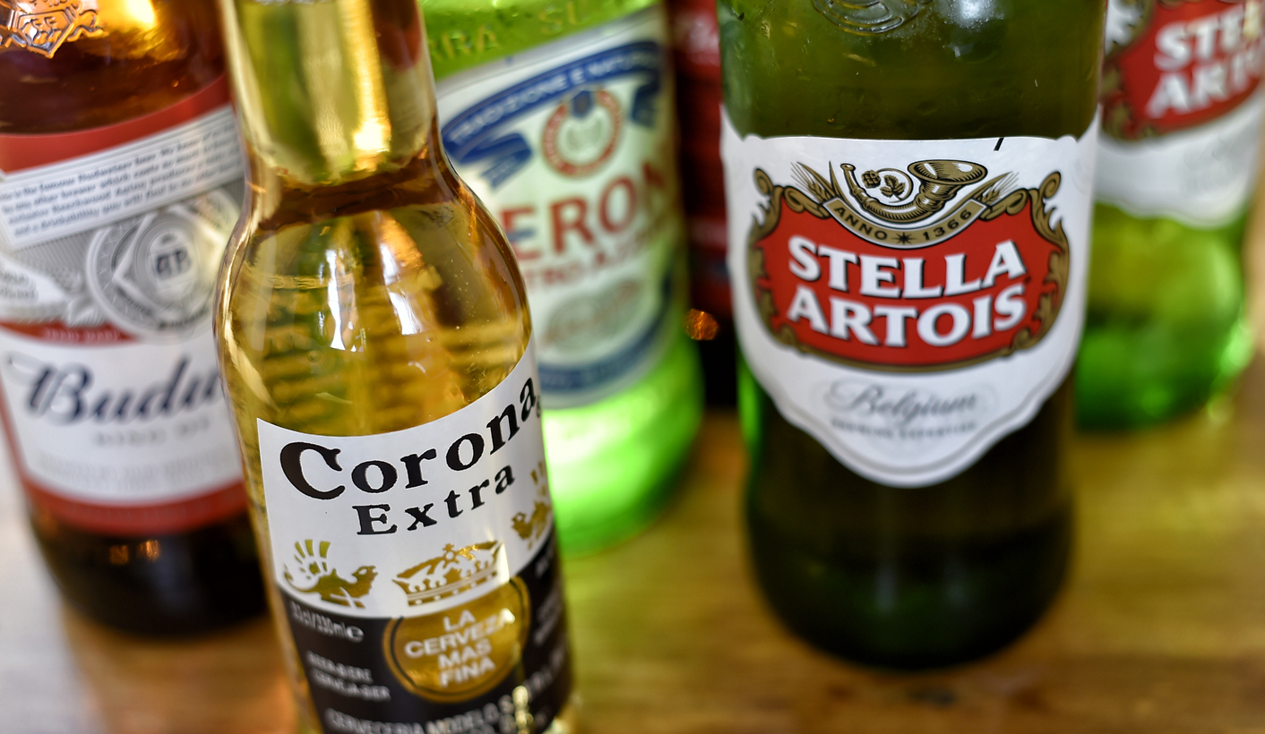 Y Be Charles Glass Half Full: The End Of Sabmiller, But What Comes Next? photo