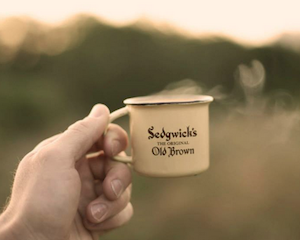 Campaign: Sedgwick's #sharesthewarmth photo