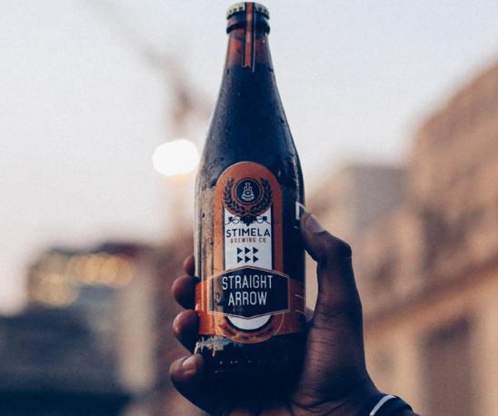 Tsikwe Molobye: SA's Prince Of Craft Beer photo