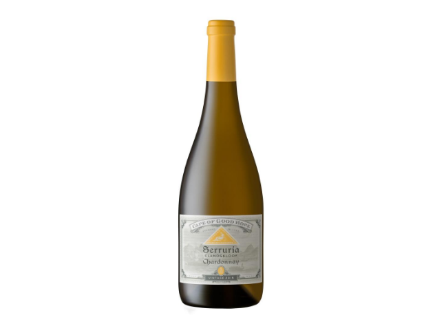 Vision, passion and patience culminate in the Cape of Good Hope Serruria Chardonnay 2015 photo