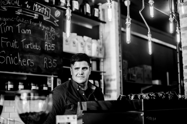 Cape Town Coffee Champion Wayne Olberholzer: The Sprudge Interview photo