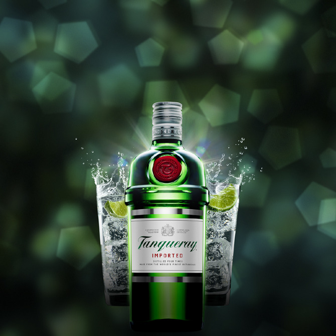 Tanqueray Do you know how many calories are in your favourite gin?