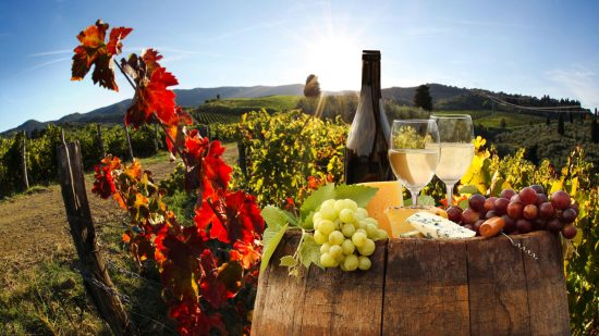 Tour Fantastique Tuscany Wine and cheese Tour e1488791316149 Boozy Honeymoon Destinations for Those in Need of a Post Wedding Drink