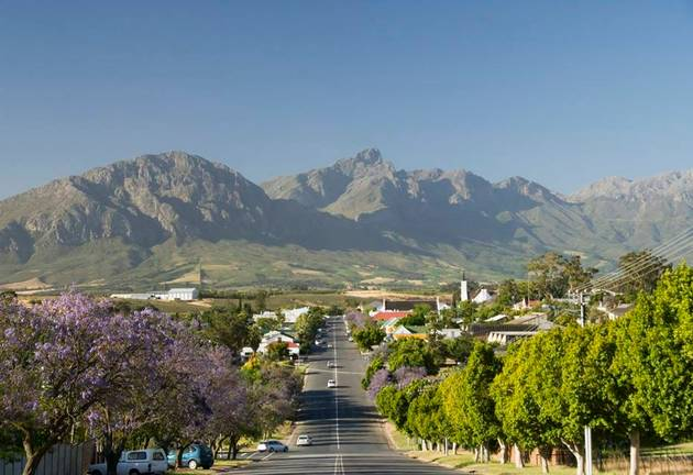 The Tulbagh Valley Makes An Idyllic Getaway For Wine-loving Road-trippers photo