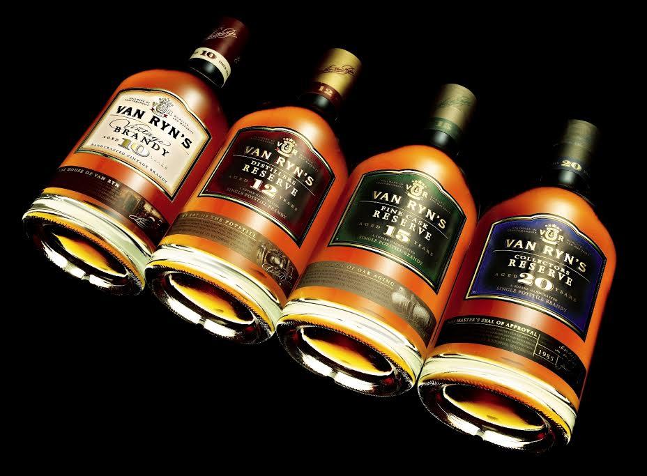 Van Ryn's Brandy Rated As Best In World, Again photo