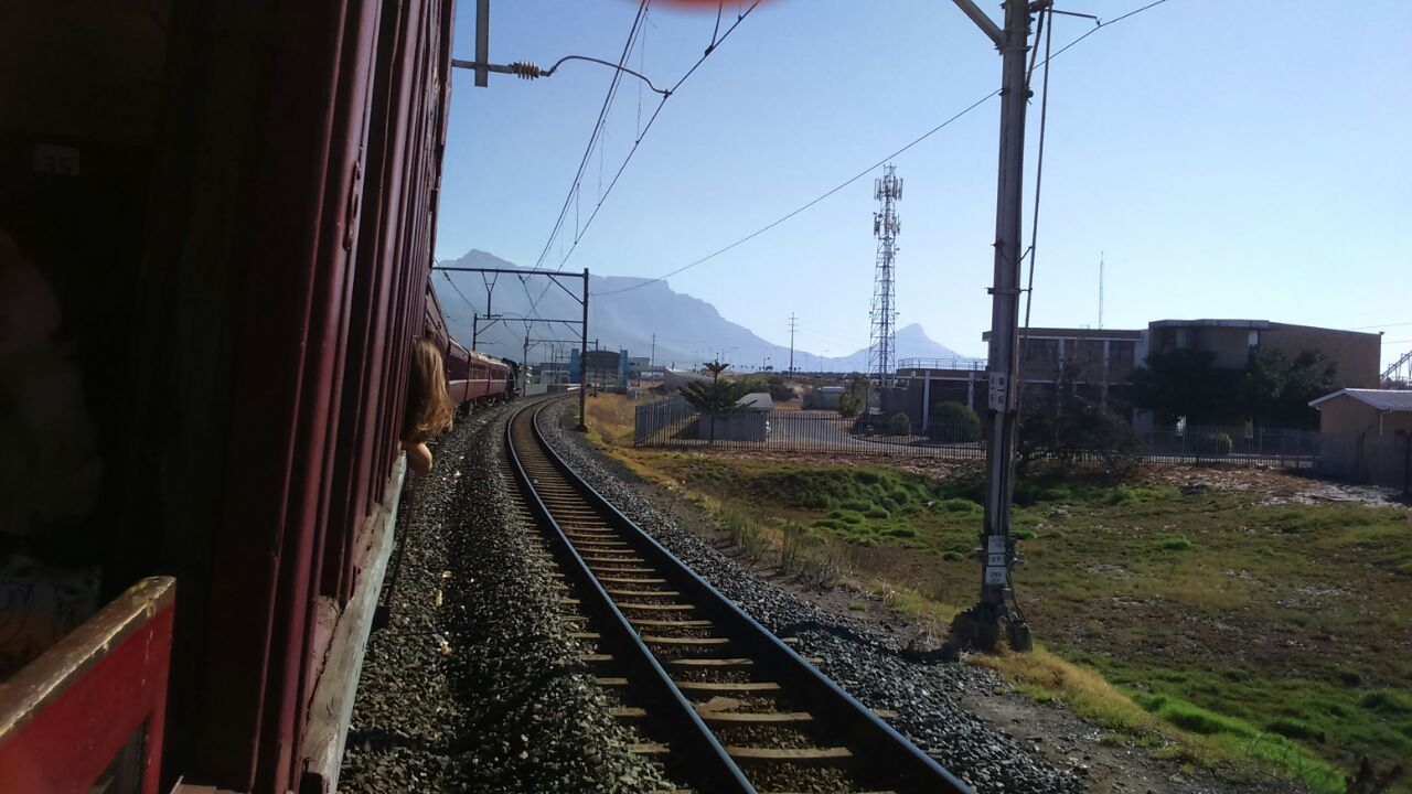 Travel Back In Time And Into The Heart Of The Winelands On Cape Town's Last Steam Train photo