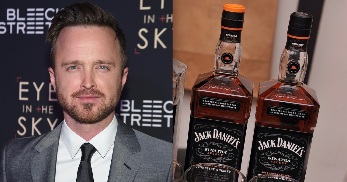 Aaron Paul Will Play The Legendary Founder Of Jack Daniel's In 'blood And Whiskey' photo