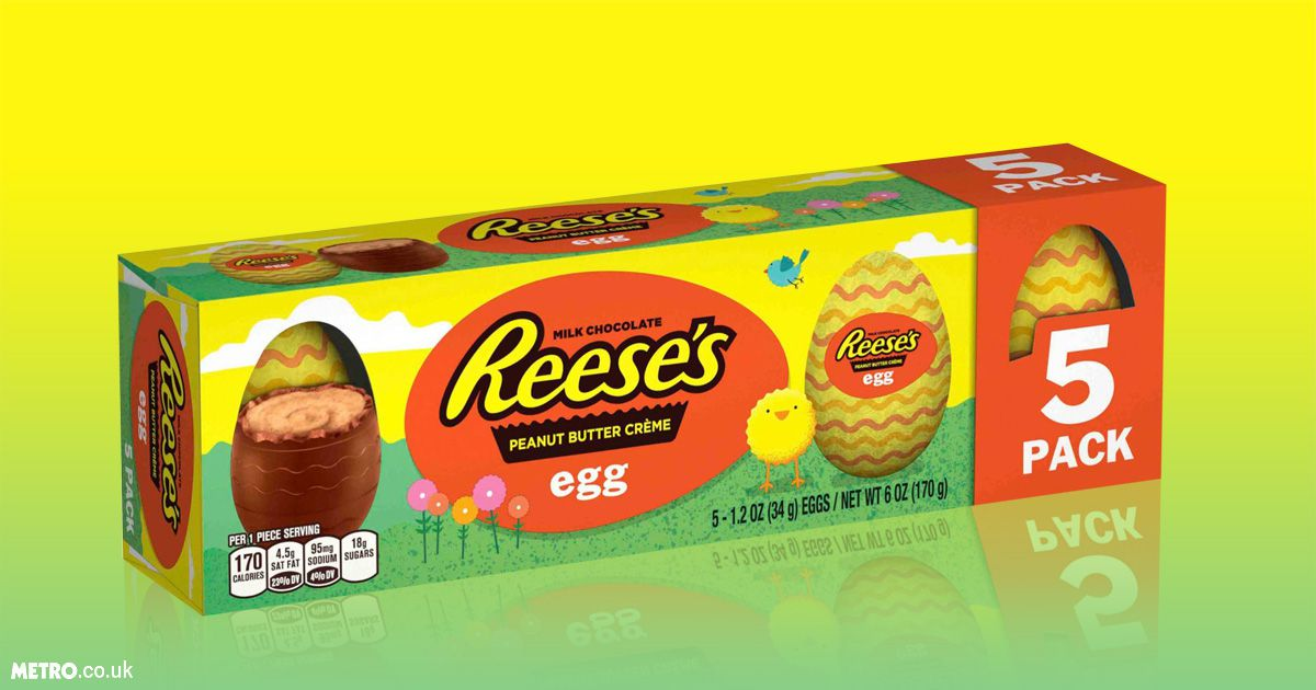 Important: Reese's Is Now Doing A Peanut Butter Filled Creme Egg photo