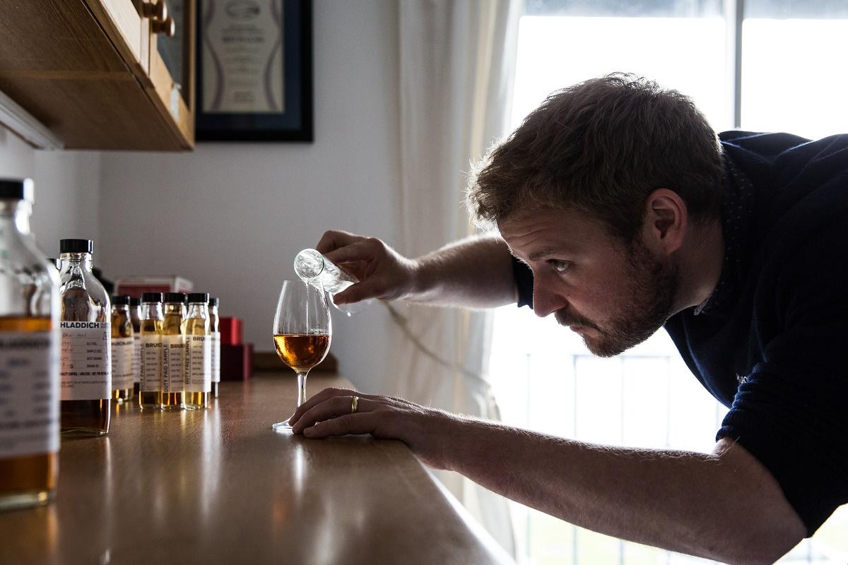 Bruichladdich's Black Art 5, First New Bottling Under Distiller Adam Hannett, Is Downright Delicious photo