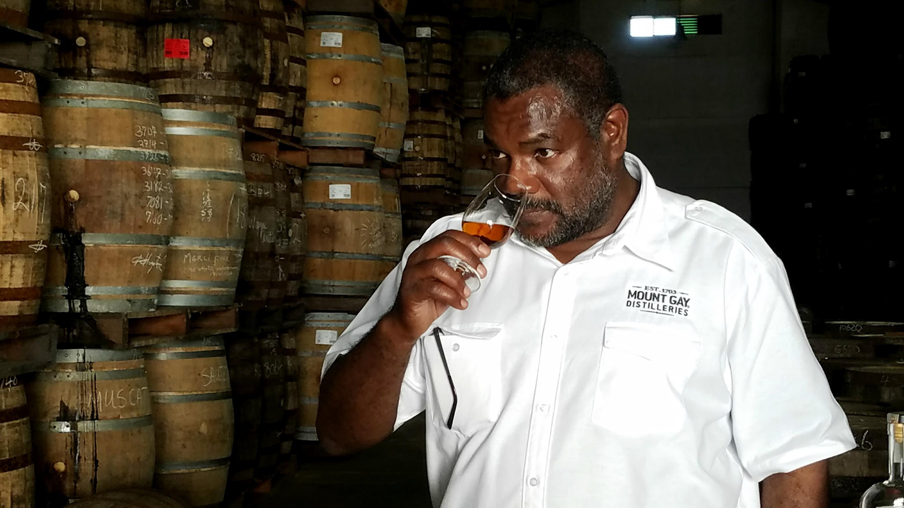 Talking Rum With Mount Gay's Master Blender Allen Smith photo