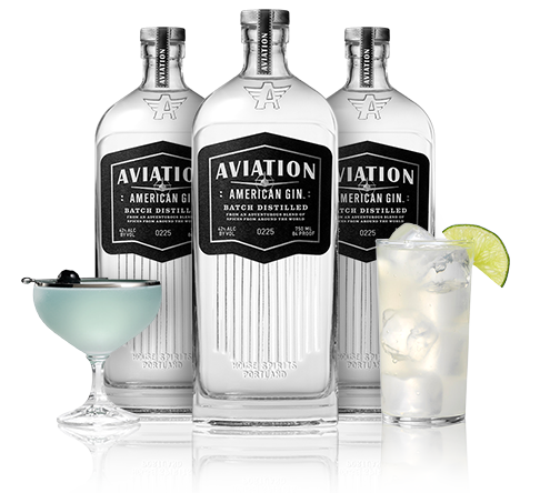 aviationgin Do you know how many calories are in your favourite gin?