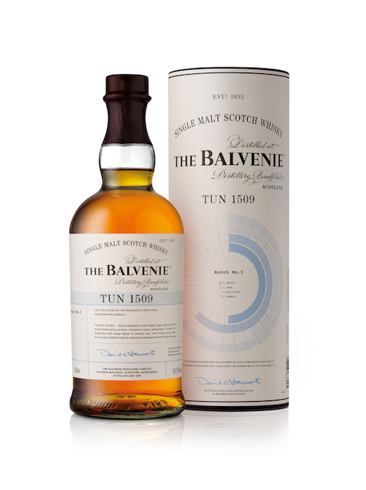 Whisky Review Round Up: The Balvenie Tun 1509 Batch 2, Batch 3 photo