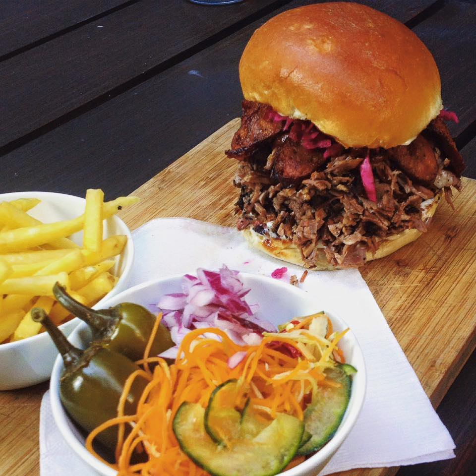 brisketleftys The Four Best Sandwiches in Cape Town`s East City