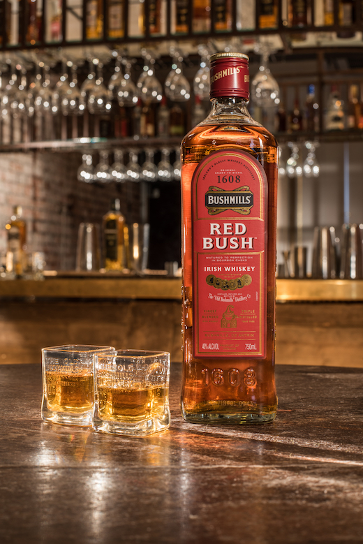 "Bushmills Debuts ""an Irish Whiskey For The American Whiskey Drinker"" photo"