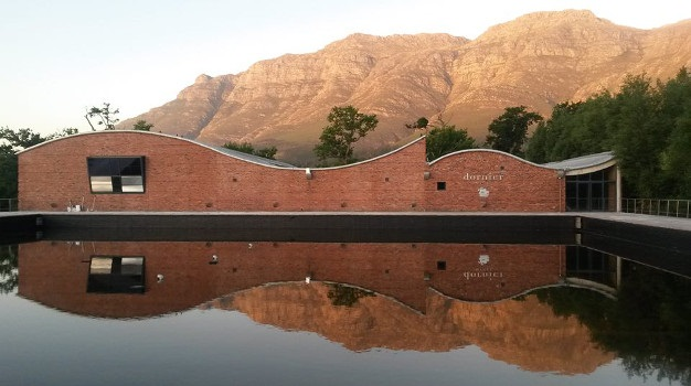 Sa Winery Named As One Of The Most Impressive In The World! photo