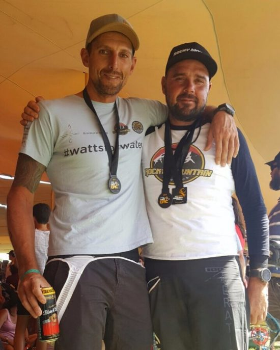 Cape Epic 2017 Done, Dusted and in the Bag photo
