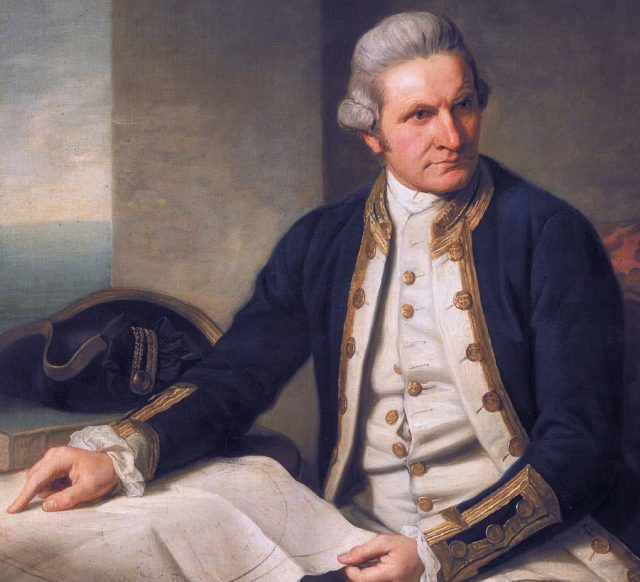 Captain Cook's Wine-stained Waistcoat Fails To Find Buyer photo