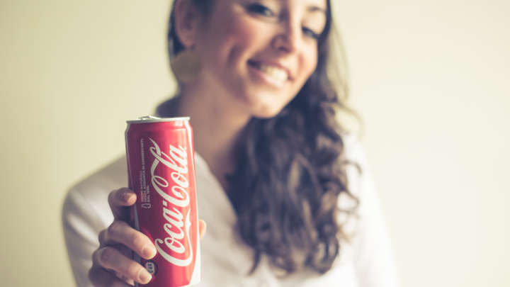 Human Poop Has Snuck Into Some Coca-cola Cans photo