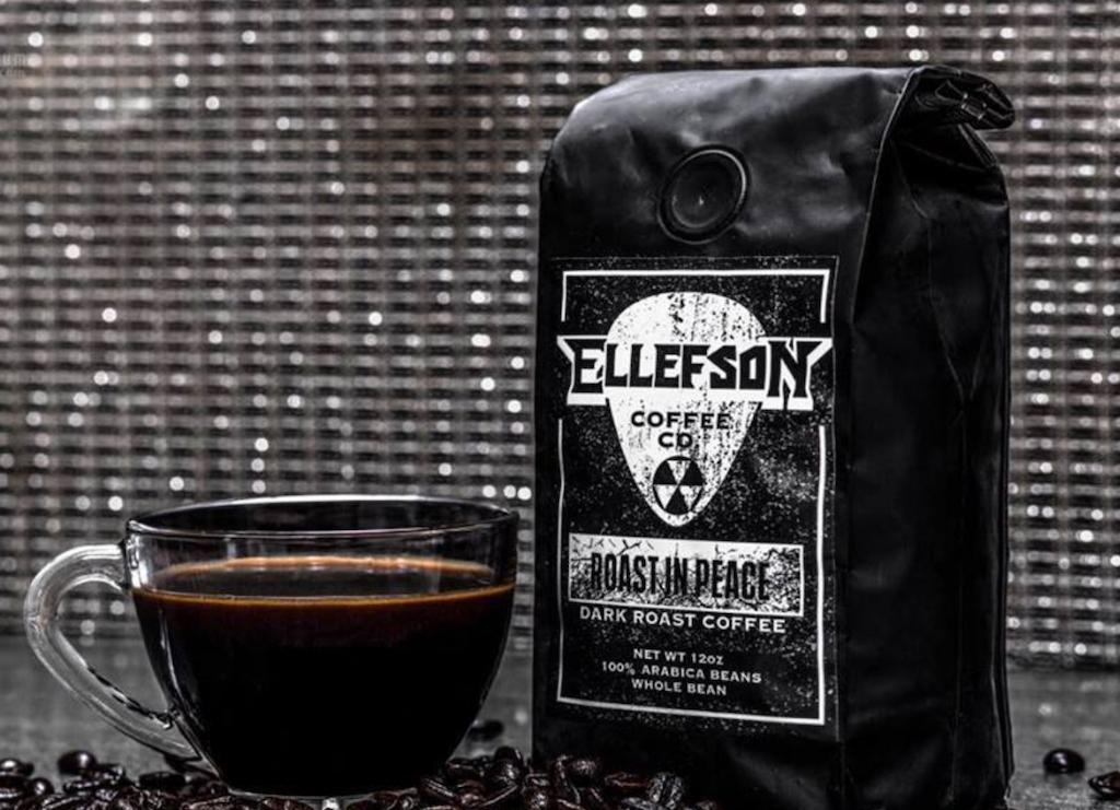 Megadeth Bassist's Ellefson Coffee Co. Opening First Café, In Minnesota photo
