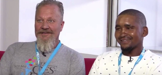 Watch: Musician Brian And Organiser Chris Tells Us More About The Oesfees photo