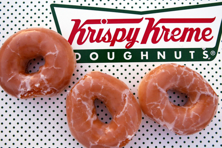Krispy Kreme Is Changing Its Name Here In The Uk To Stop People Misspelling It photo
