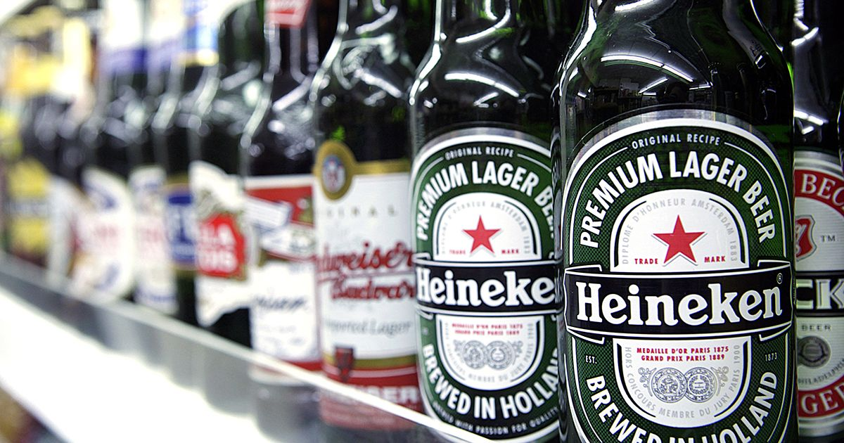 Tesco To Stop Selling Heineken, Amstel, Sol And Tiger photo
