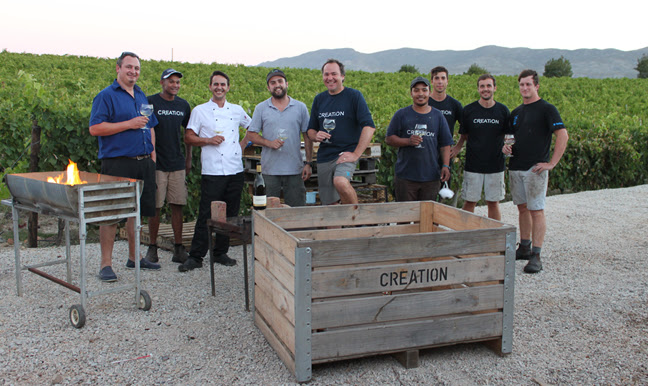 The High Days of Harvest at Creation Wines photo