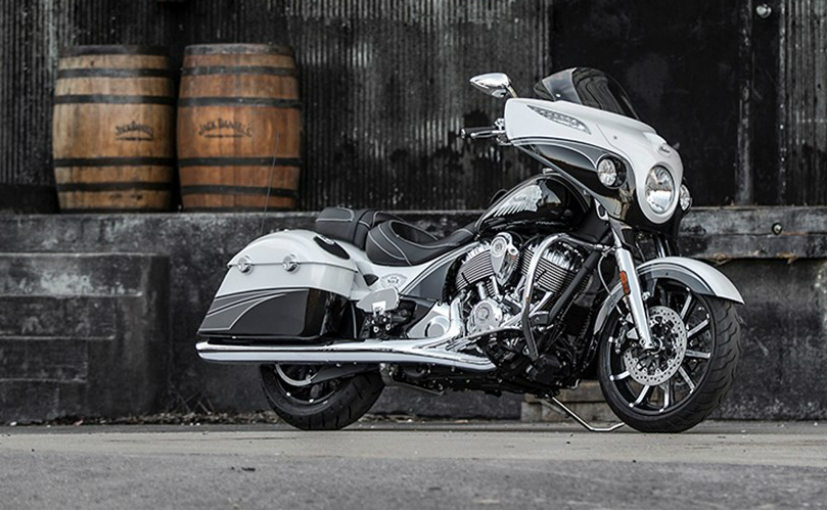Indian Chieftain 'jack Daniels' Limited Edition Sold Out In 10 Minutes photo