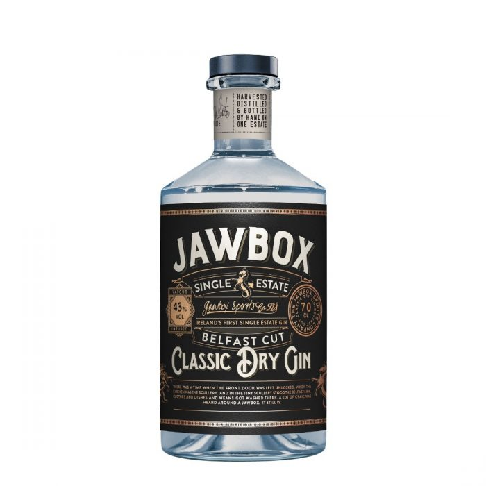 jawbox e1488370988572 Do you know how many calories are in your favourite gin?