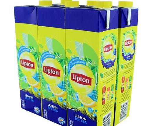 Veel Minder Suiker In Lipton Ice Tea photo