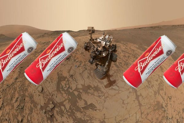 Budweiser explores how to brew beer on Mars photo