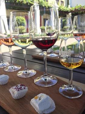 marshmellows and wine Satisfy your Sweet Tooth with a Marshmallow and Wine Pairing Experience at Perdeberg