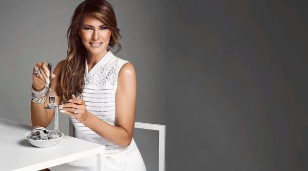 Melania Trump honoured with First Lady wine in Slovenia photo