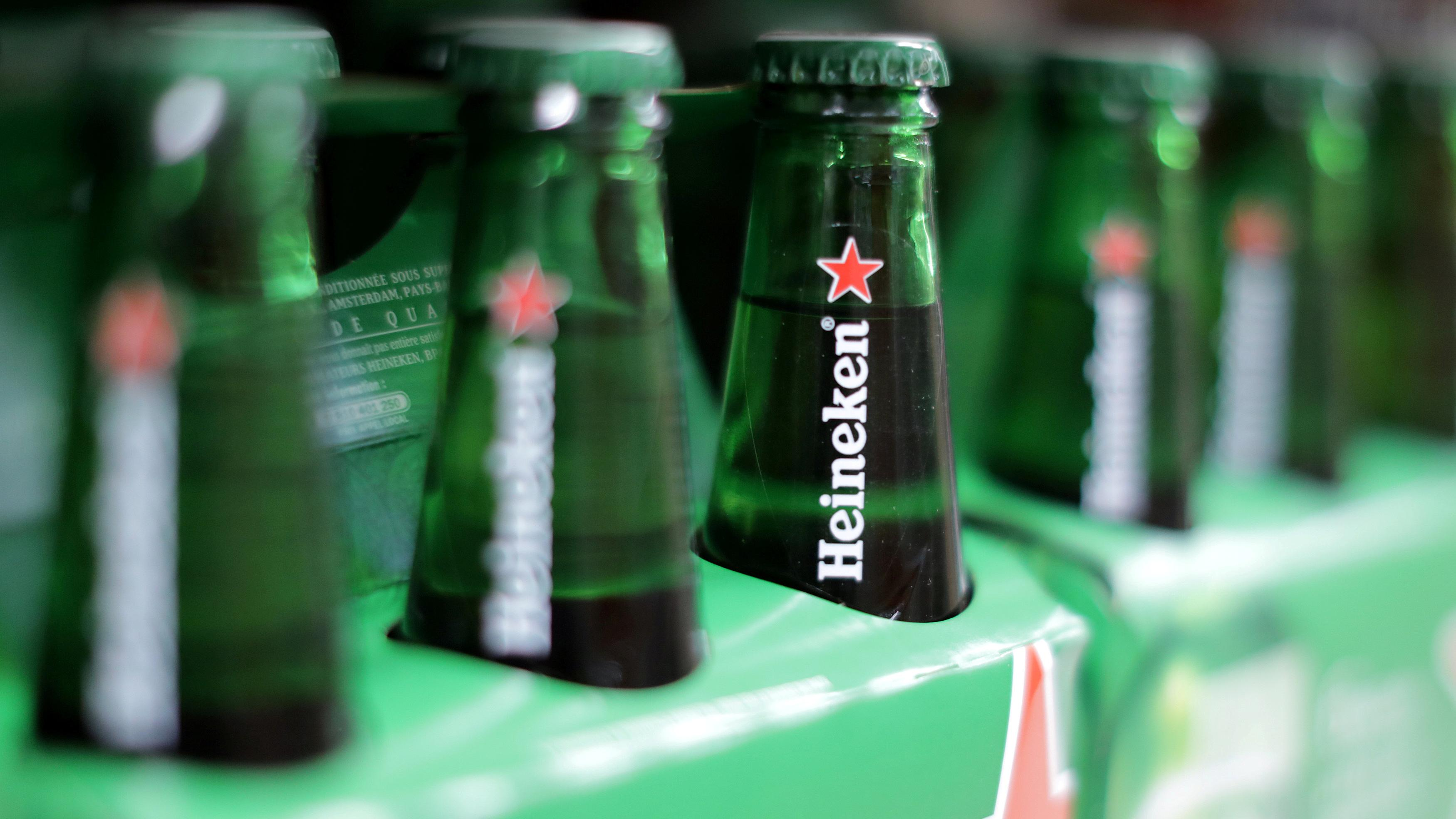 Heineken plucks up Dutch courage with launch of alcohol-free lager photo