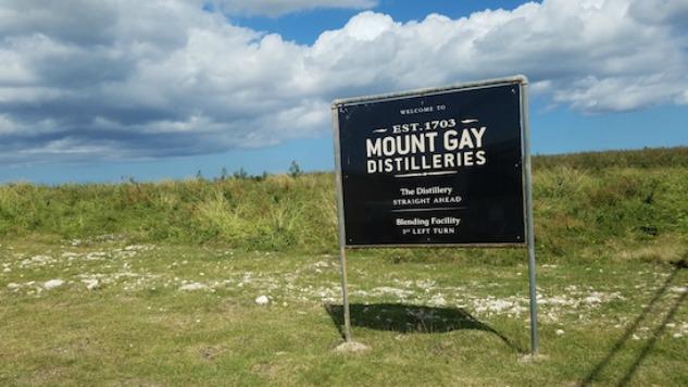 Take A Tour Of Mount Gay's Barbados Distillery photo