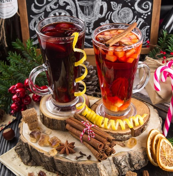 5 Fun Facts about Mulled Wine photo