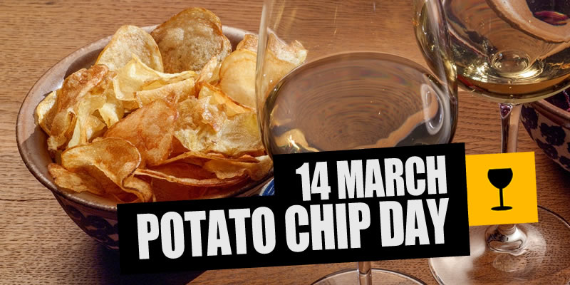 Pairing Wine with Potato Chips photo