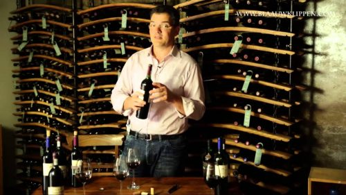rolf e1490778503686 Blaauwklippen celebrates Zinfandel with a Noble Late Harvest tasting