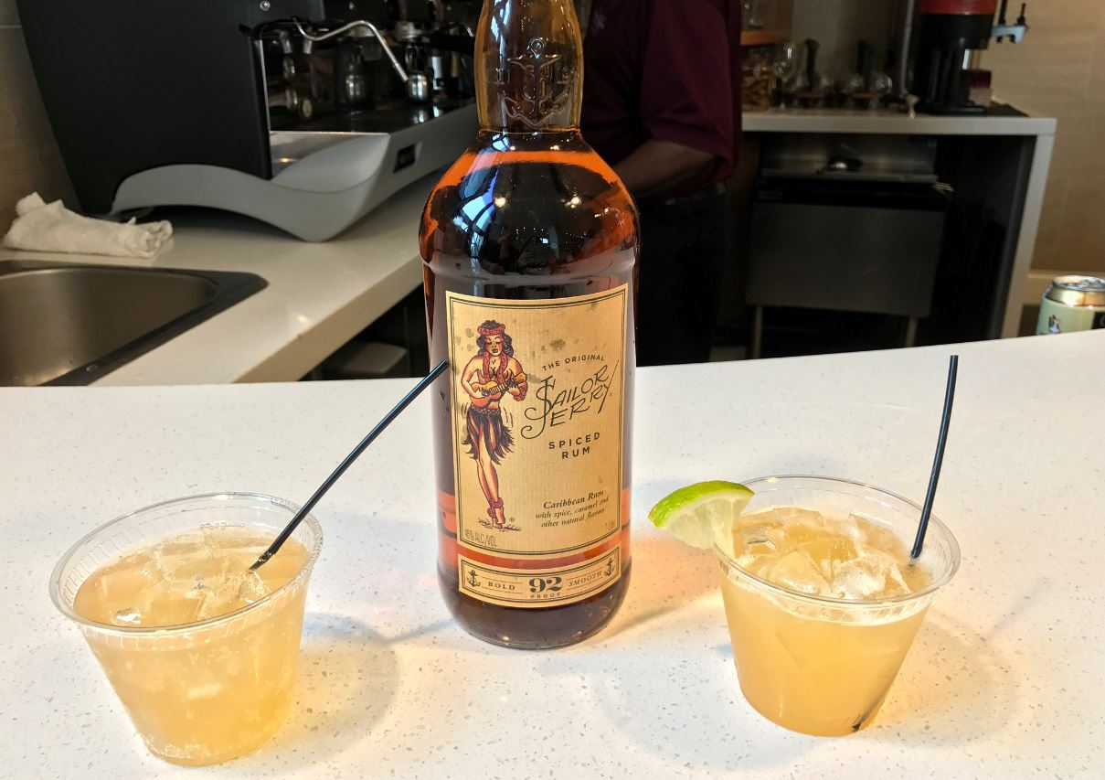 Sailor Jerry Rum Embraces Its Namesake Tattoo Artist At Chicago's Field Museum photo