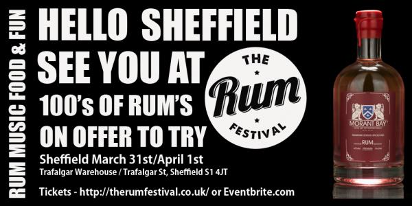 Sheffield Rum Festival 2017 Co-sponsored By Morant Bay photo