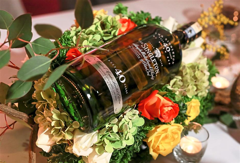 What Does A 40-year-old Singleton Whisky Taste Like? photo