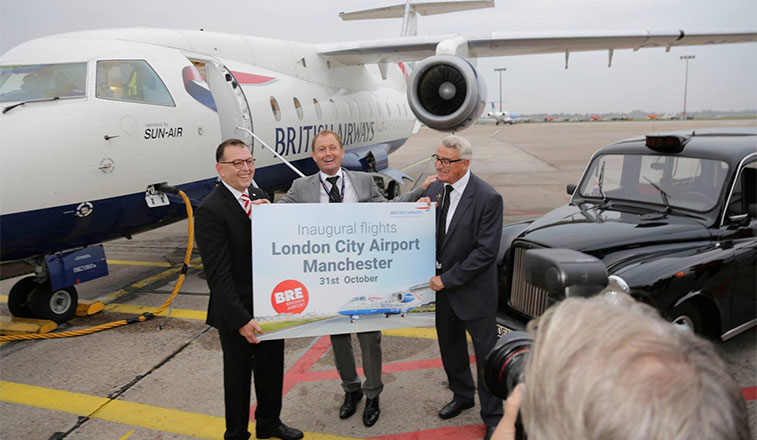 Sun-air Starts Two Uk Routes From Bremen photo