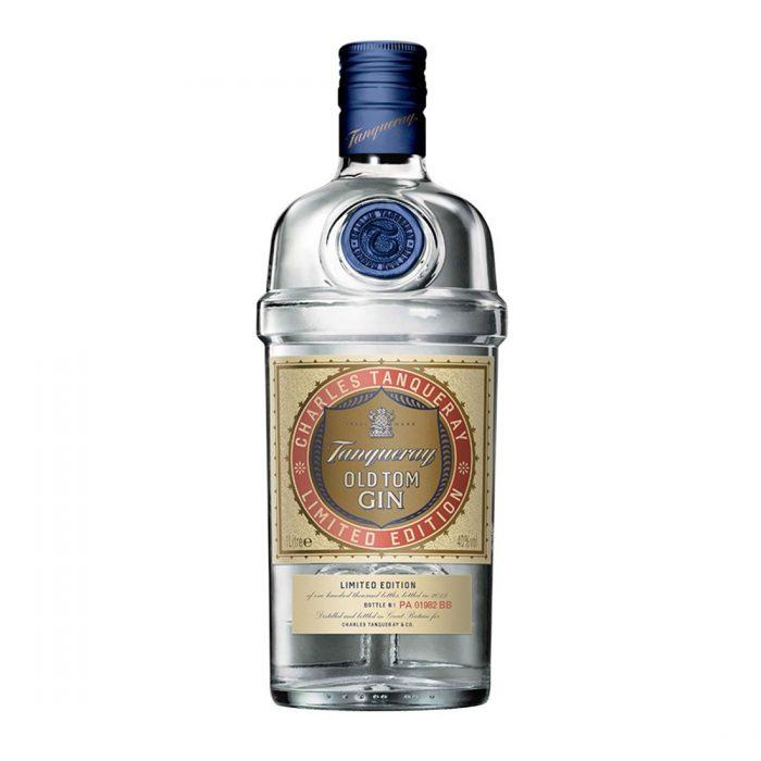 tanqueray old tom e1488370369163 Do you know how many calories are in your favourite gin?