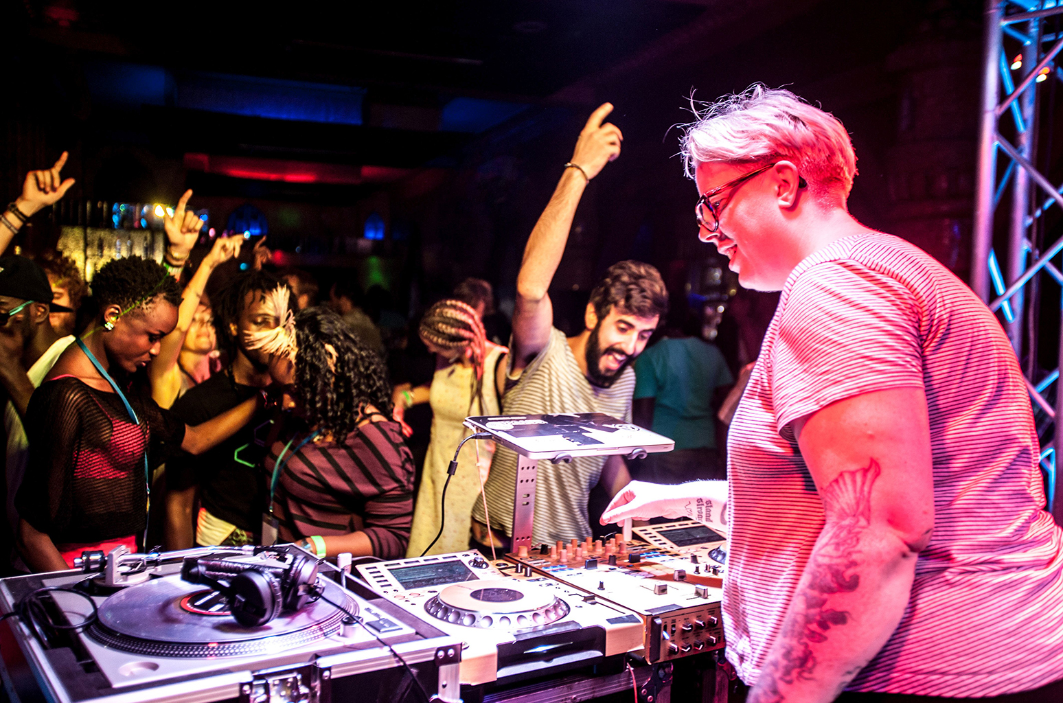 Smirnoff & The Black Madonna Aim To Double Female Festival Headliners With Equalizing Music Initiative: Exclusive photo
