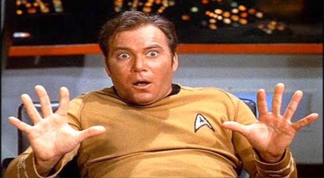 Star Trek legend William Shatner in Cape Town for mini-series photo