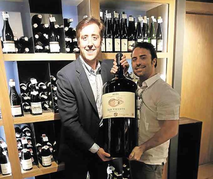 Going Around The World Via Wine photo
