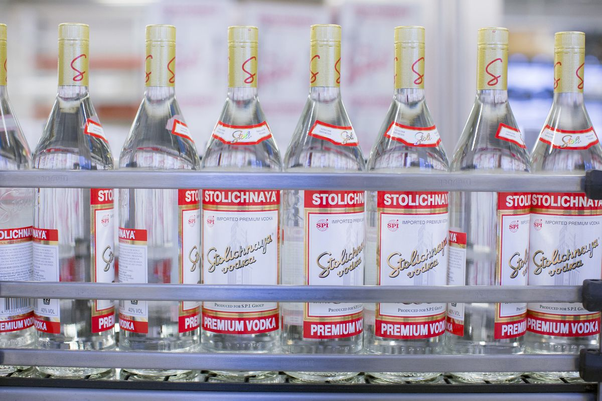 Stoli Vodka Maker Adds Ceo From Moet Hennessy To Burnish Brand photo